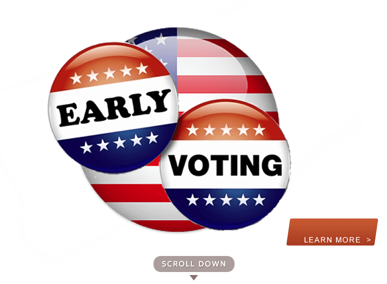 Early Voting Splash final