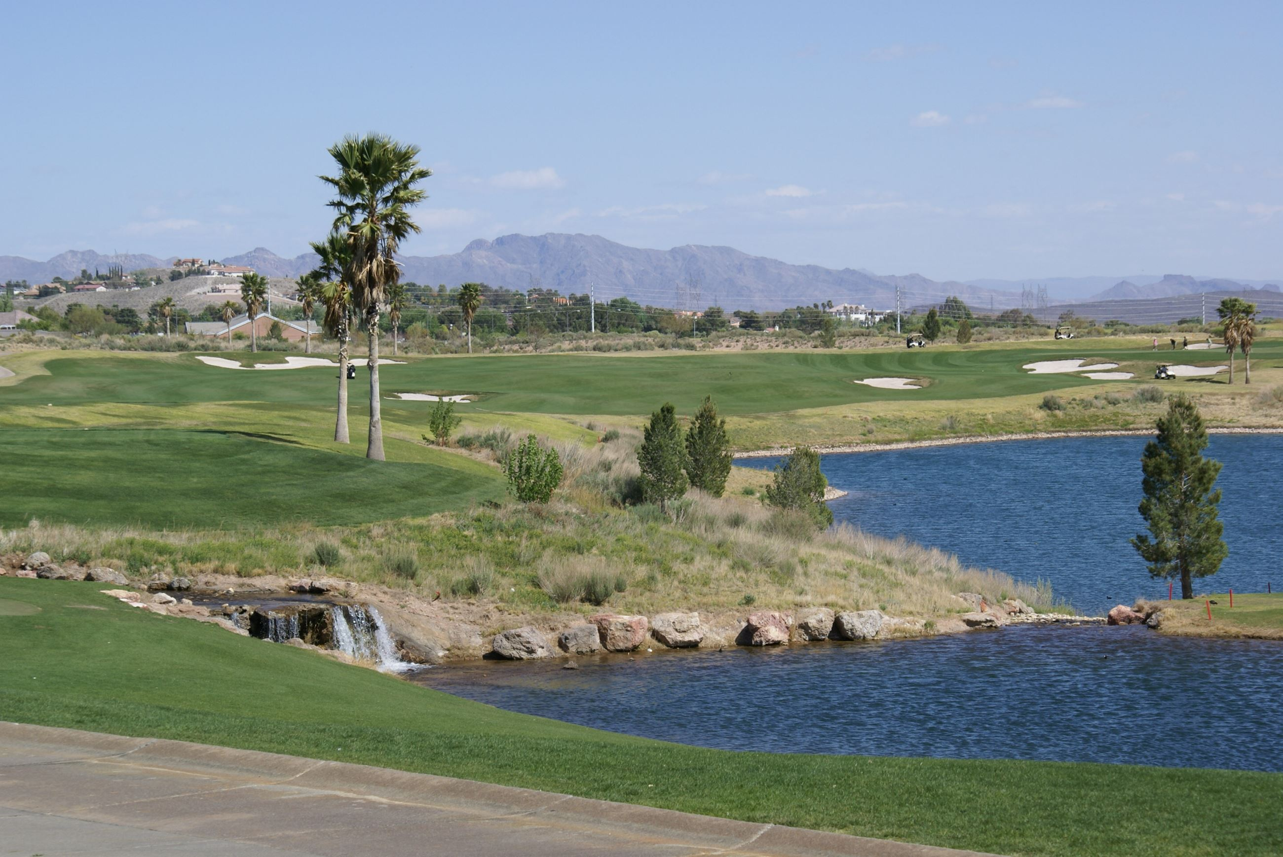 Boulder Creek Golf Course Lake