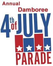 4th of july parade announcement
