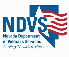 Nevada Department of Veterans Services logo