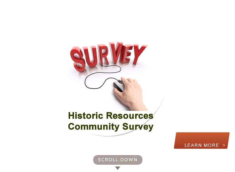 Survey for Historic Resources