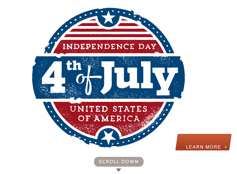 4th of July png file