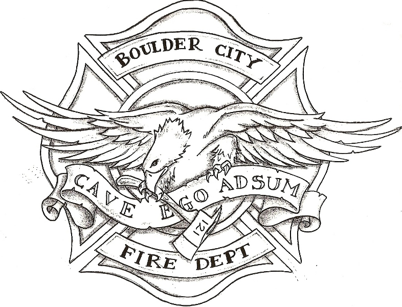 Boulder City Cave Ego Adsum Fire Department